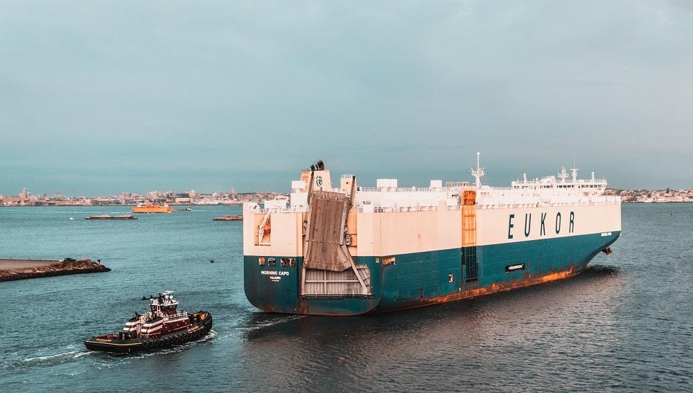 gavea log operação marítima